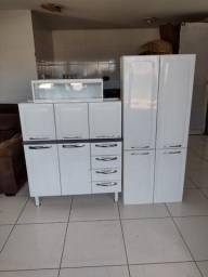 Armário de Cozinha De Aço Itatiaia - Entrega Grátis