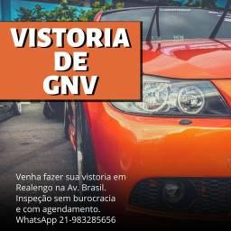 Vistoria de GNV