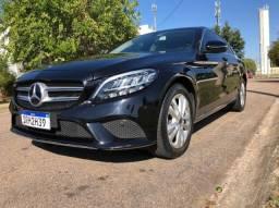 Mercedes C200 1.5 EQ Boost Hibrido 9G-Tronic Top de linha troco menor valor!