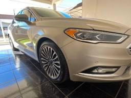 Ford Fusion hybrido - Hibrido 2017