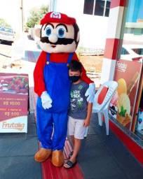 Personagem Super Mario