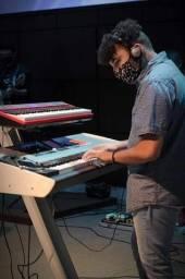 Título do anúncio: AULAS DE PIANO CLÁSSICO