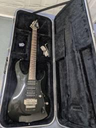 Guitarra Cort Viva Gold II com Case Gator