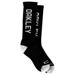 Meia Oakley cano alto mood sock