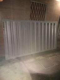 Portão galvanizado 350