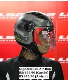Capacetes LS2 Air-Flow a partir de R$ 475,00 JL Parts