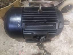 Título do anúncio: Motor WEG Trifasico 15CV De Alta