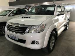 Hilux SRV 4x4 Aut. Diesel 2015