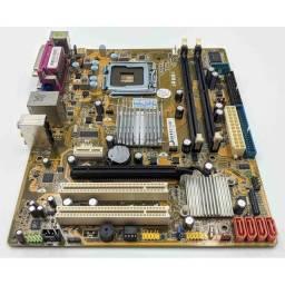 Kit ipm31 + Intel Pentium + 2gb ddr2 + fonte de energia