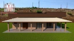 Ch0952 - Linda chácara com escritura, 3 dormitórios, perto da cidade, em Pedra Bela/SP