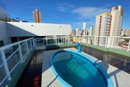 3 quartos com piscina salão de festas espaço gourmet em manaira
