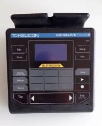 Tc Helicon Voice Live Touch 2 + Sennheiser E835fx + Gig Bag
