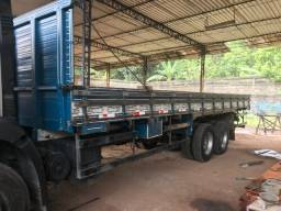 Carroceria para caminhão truck c/ 8.50 x 2.50