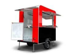 Lanchonete food Truck ( novo 0km )