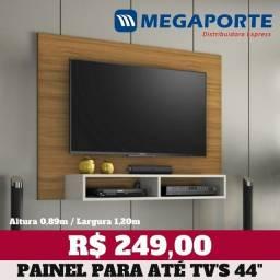 Painel para TV até 44 Polegadas (Novo) Entrega Grátis!