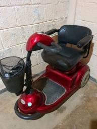 Cadeira Elétrica Motorizada Triciclo Freedom!
