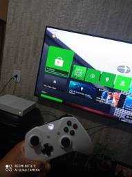 Xbox one S 1 Controle mídia digital