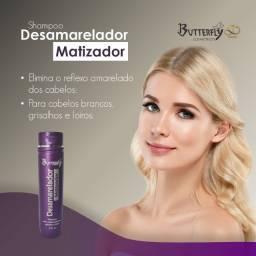 Shampoo Desamarelador Butterfly 250ml