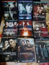 BOX DVD SUPERNATURAL