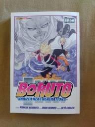 Mangá Boruto 2  : Naruto Next Generations