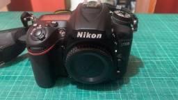 Nikon D7200 só o corpo e kit para estudio