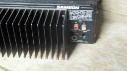 Título do anúncio: Samson Amplificador Studio Servo 260 - 130w X 2 Rms Real