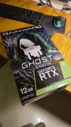 RTX 3060 Ghost OC 12GB - Na caixa