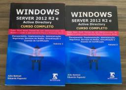 Livro Curso Completo de Windows Server 2012 R2 e Active Directory - Júlio Battisti
