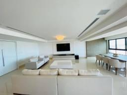Apartamento com 5 Suítes, 316m²,Andar Alto no Miramar