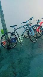 Bike inox aro 26