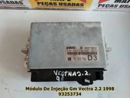Módulo De Injeção Gm Vectra 2.2 1998  *