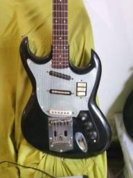 Guitarra phelpa apache 1967