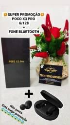 Promoção - Poco x3 Pro 6/128 Blue