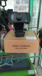 Vendo Web Camera nova 1080P