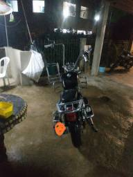 Custom Shineray mvk fenix