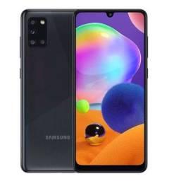 Samsung a31 bem novo