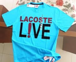 camisetas live atacado minimo 10 pcs