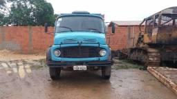 Vendo caminhão 1113 com casinha suplementar