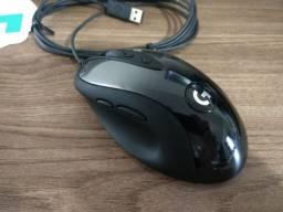 Mouse Gamer Logitech MX518