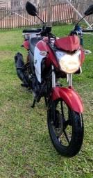 Moto Fazer 150 2019