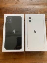 Iphones 11 NOVOS NA CAIXA