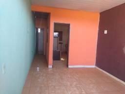Vendo casa 2 quartos sala cozinha em Brasnorte bairro contriguaçu