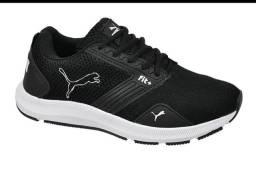 Tênis Tenis Puma Colorido e Fit