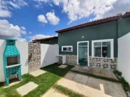 WS casa nova de 3 quartos 2 banheiros com documentação inclusa
