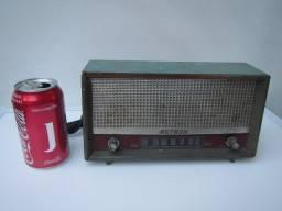 Radio Antigo Astron Não Funciona