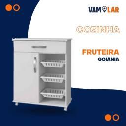 Título do anúncio: Fruteira Goiânia Master 3 cestas - frete grátis