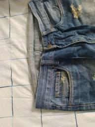 Calça Calvin Klein Jeans, Tamanho 38, Modelagem Skinny