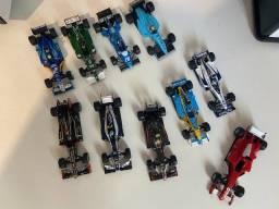 Miniaturas F1 Formula 1 Ixo Lendas Brasileiras E Minichamps