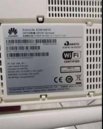 Roteador wifi Huawei