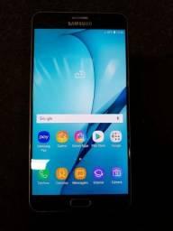 Samsung Galaxy a9 pro 2016 preto novinho c/garantia e parcelamos no cartao